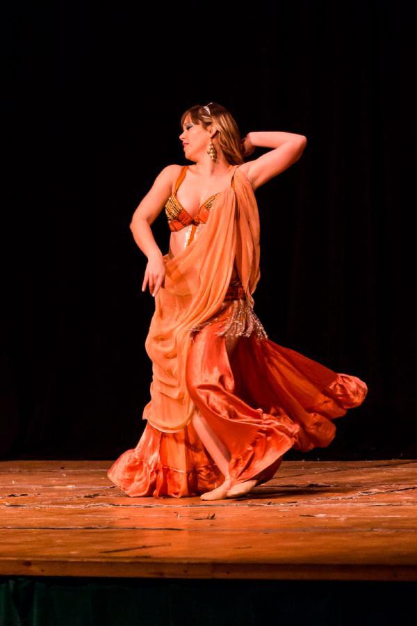 Dansa oriental