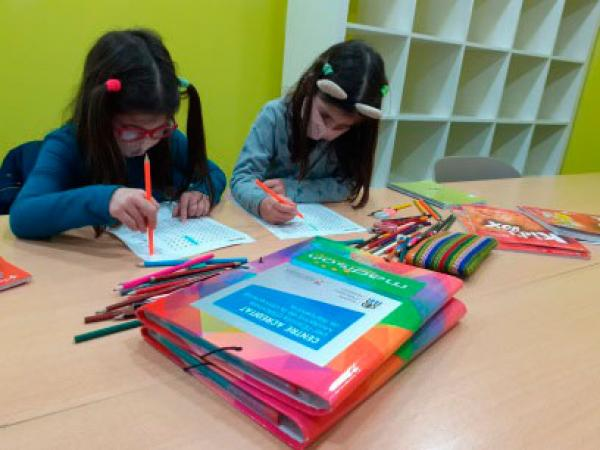 Cursos d'idiomes per a nens