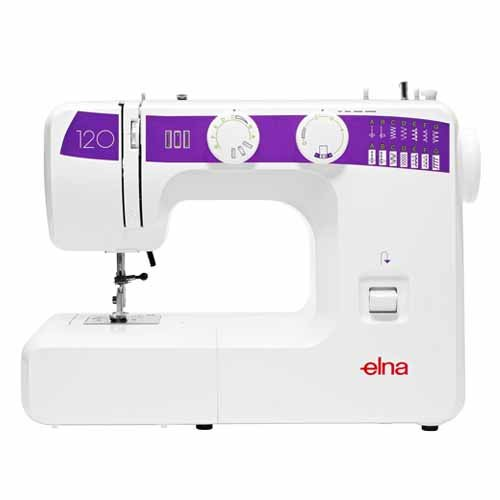 MÁQUINAS DE COSER - Máquina de coser Elna 120