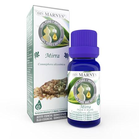Aceite Esencial de Mirra